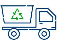 Icono de camión